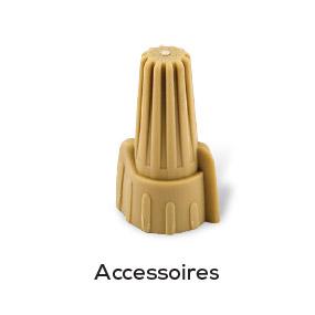 Accessoires Gexco matériaux électriques